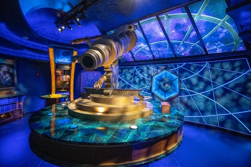 The Observatorium on the Navigator of the Seas