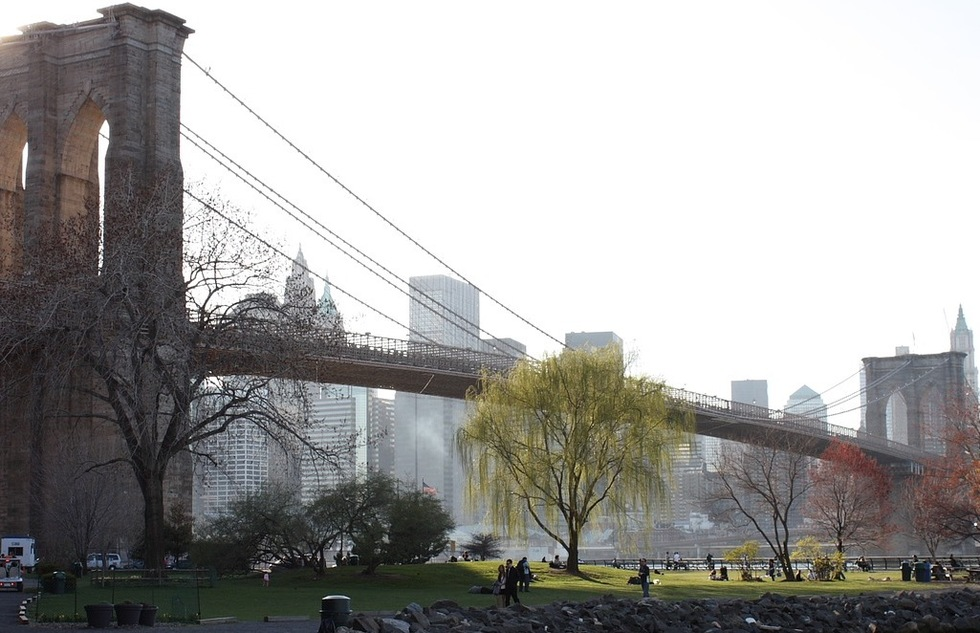 Brooklyn Bridge Park in New York City