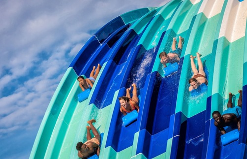 Now Streaming: A Social Media–Themed Water Park near Orlando | Frommer's