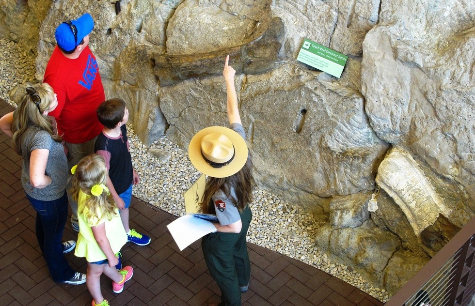 Best Dinosaur Museums and Attractions for Kids and Families: Dinosaur National Monument, Jensen, Utah, and Dinosaur, Colorado