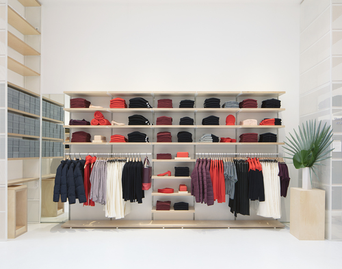 Everlane is another spot for cheap and trendy clothes.