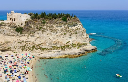 Best Beaches in Italy: Tropea, Calabria