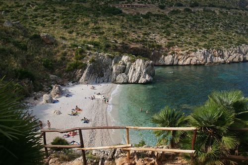Best Beaches in Italy: Riserva Naturale dello Zingaro, Sicily