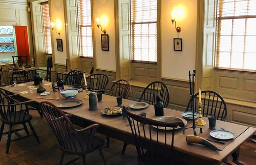 Fraunces Tavern in New York City