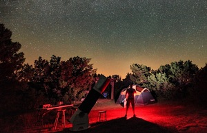 Great Dark Sky Parks for Stargazing