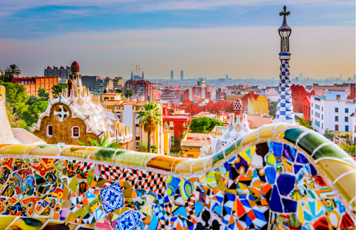 International city: Barcelona