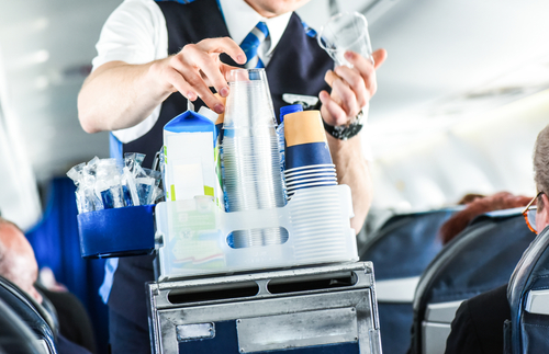 Spit Take! Study Says Don't Drink the Water on Planes | Frommer's