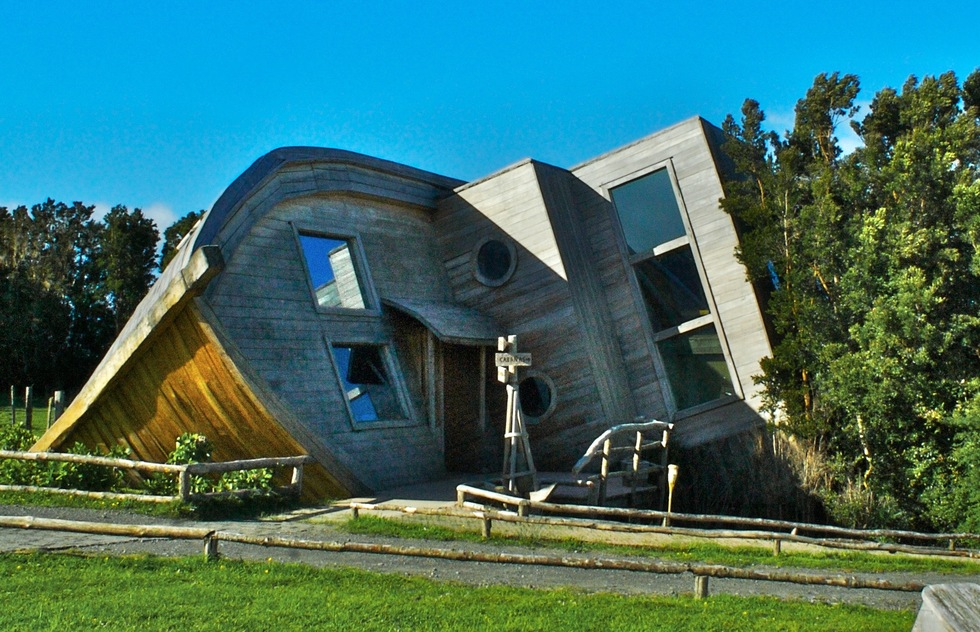 The World's Most Oddly Shaped Hotels