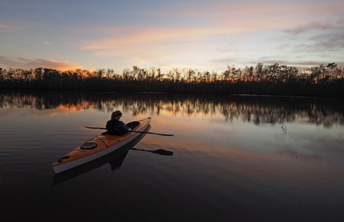 12 Islands to See by Kayak: The Everglades, Florida