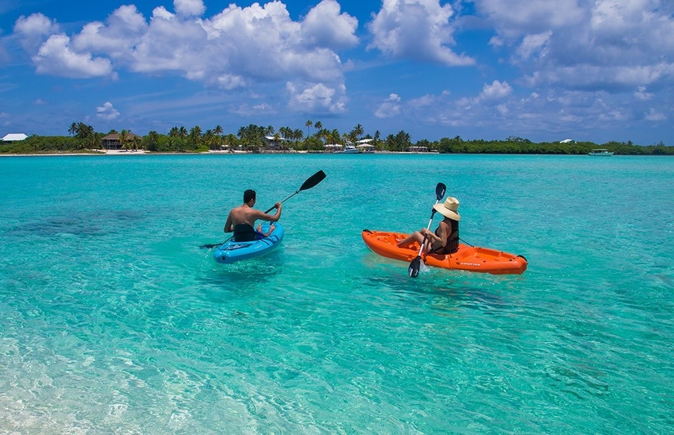 12 Islands to See by Kayak: Owen Island, Cayman Islands