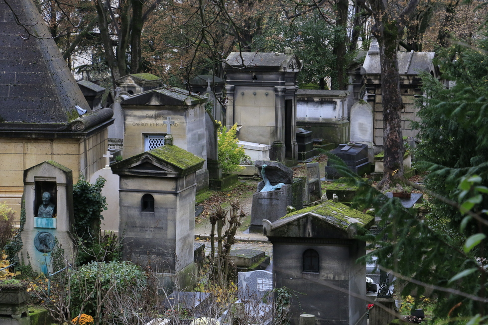 Père-Lachaise Cemetery: The origin of Père-Lachaise