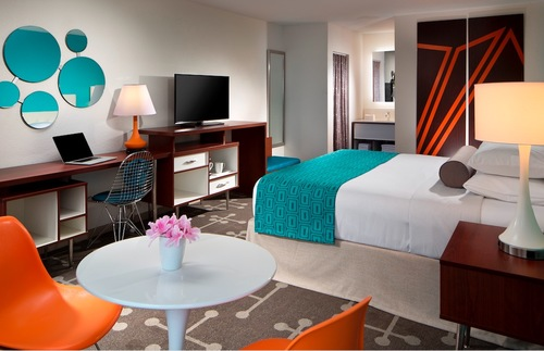 Howard Johnson Hotels Are Getting a Mid-Century Modern Makeover | Frommer's