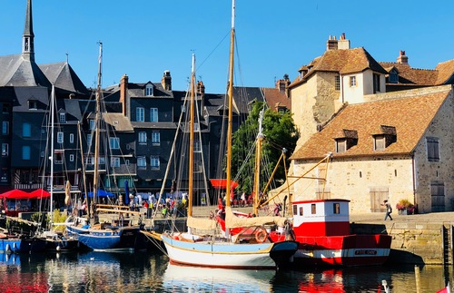 Normandy Towns for Magnifique Side Trips from Paris