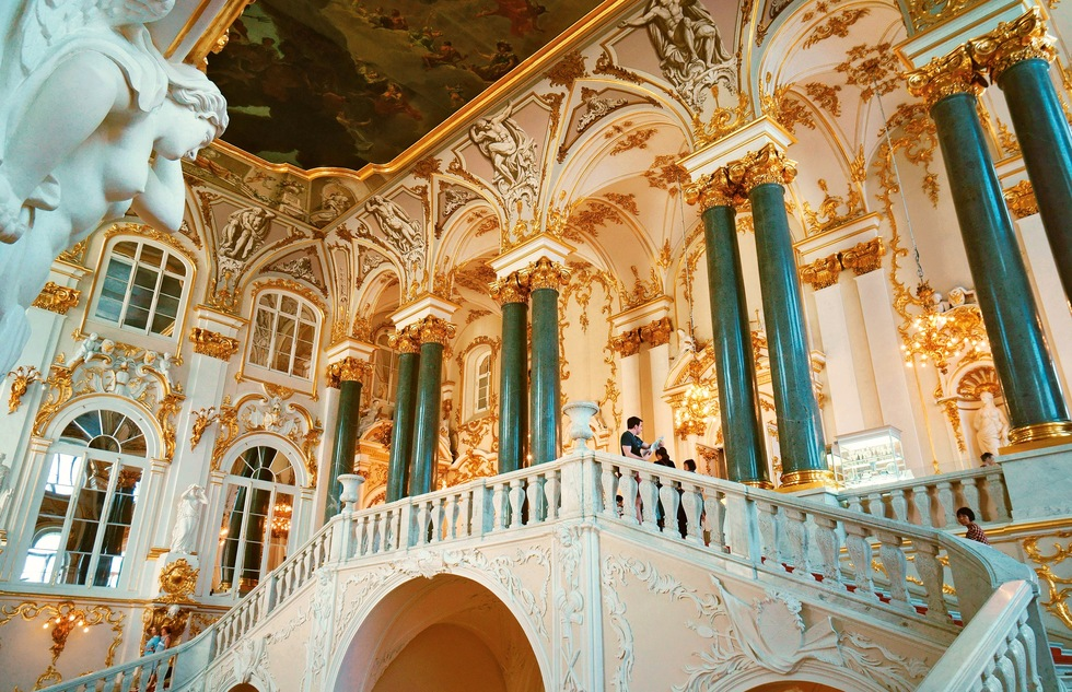 What to see and do in St.Petersburg, Russia