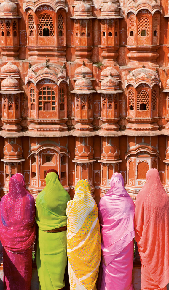 Must-visit cultural sights in Jaipur, India