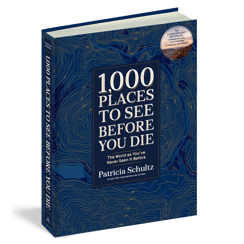 A look inside 1,000 Places to See Before You Die' Deluxe Edition