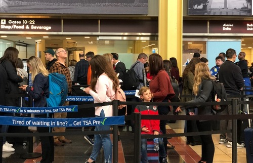 Can Kids Use TSA PreCheck with Their Parents? Sometimes. Here's How to Know | Frommer's