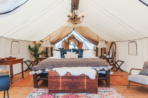 Arthur Frommer: Collective Retreats are the Latest in Glamping | Frommer's
