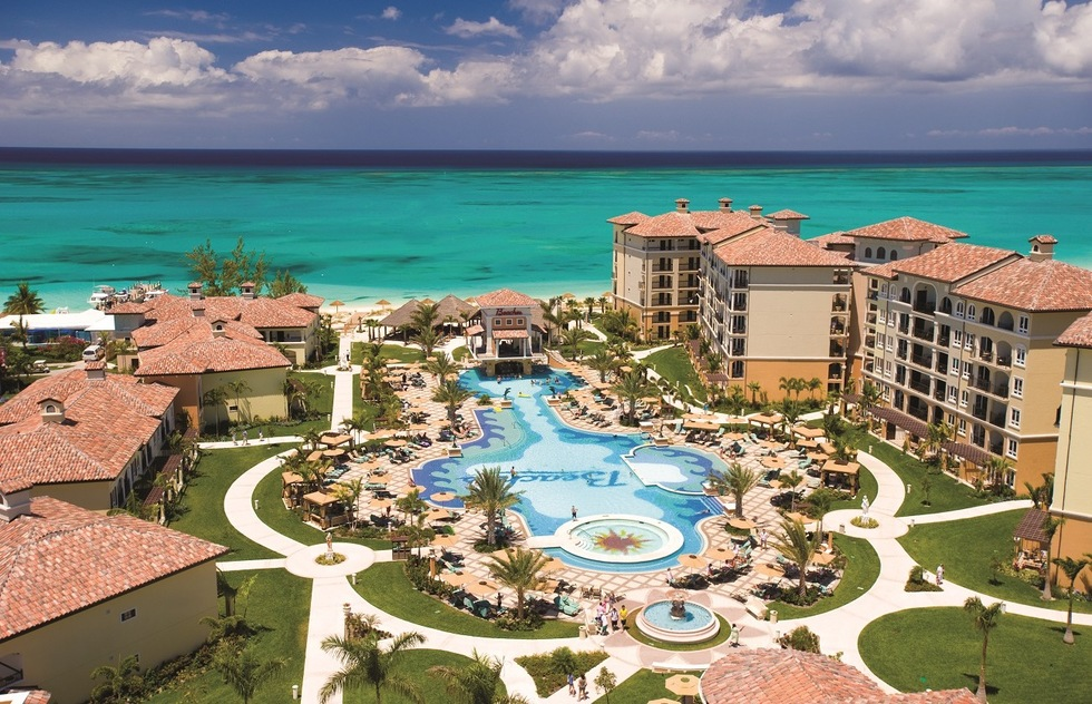 All-inclusive Beaches Turks & Caicos offers a Kids Camp and even Sesame Street characters