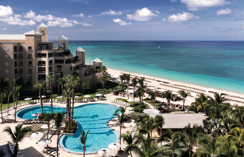 The Ritz-Carlton Grand Cayman offers workshops that introduce kids and parents to the islands' natural environment
