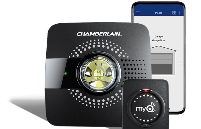 Christmas Holiday travel gift guide: MyQ Smart Garage Door Opener for Amazon deliveries
