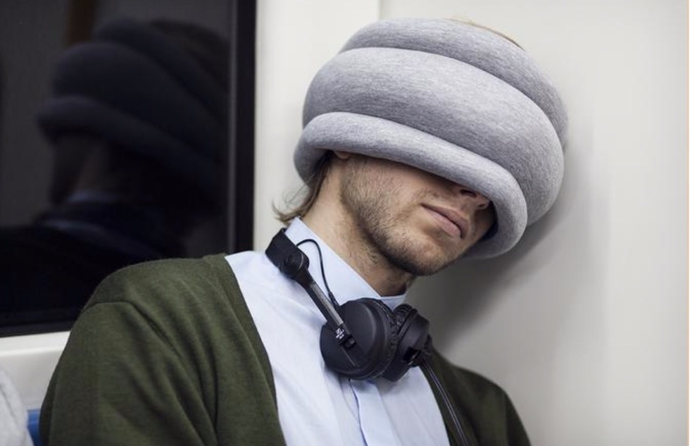 Christmas Holiday travel gift guide: Ostrich Pillow Light