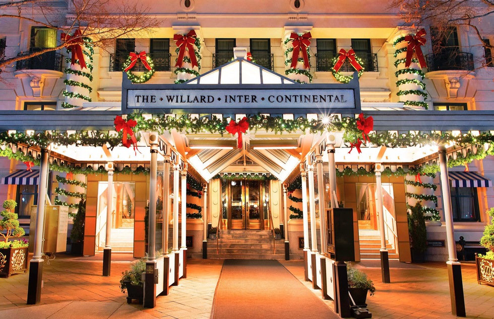 The Willard InterContinental in Washington, D.C.