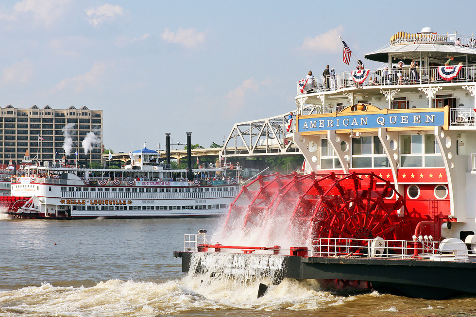 Arthur Frommer: Let's Hope the American Queen Paddlewheeler is Past Racist Messages | Frommer's