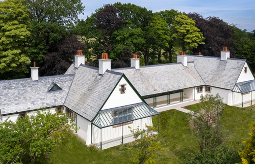 WWI Hospital Converted to Vacation Rental in English Countryside | Frommer's
