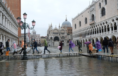 How to Prepare to Visit Venice, Italy, During High Water Season | Frommer's