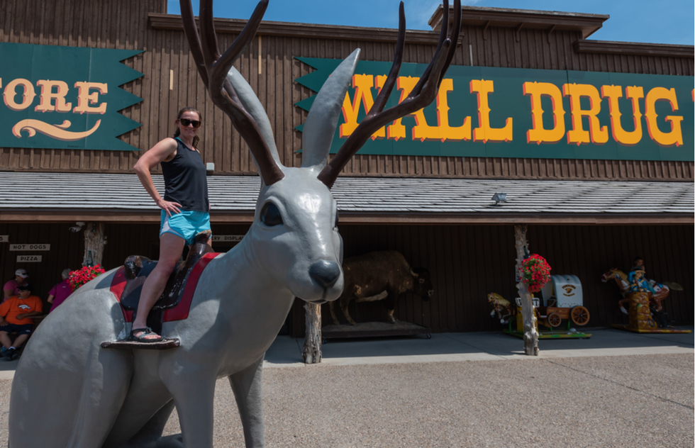 America's best roadside attractions: Wall Drug Store in Wall, South Dakota