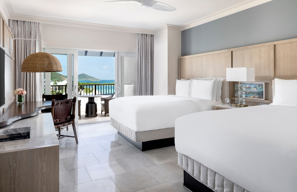 Best New Caribbean Resorts for Families in 2020: St. Thomas, USVI: Ritz-Carlton St. Thomas