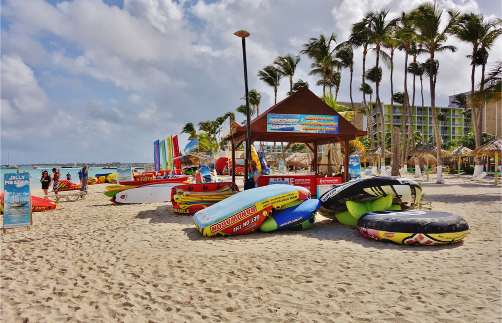 Best New Caribbean Resorts for Families in 2020: Aruba: Radisson Blu Hotel and Residence Aruba
