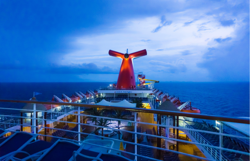 "Carnival Cruise Line Bans ""Offensive"" Clothing Aboard Ships 