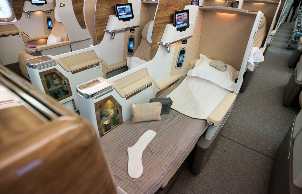 Basic Business Class Emirates Quietly Shakes Up Airfare Structures Frommer S