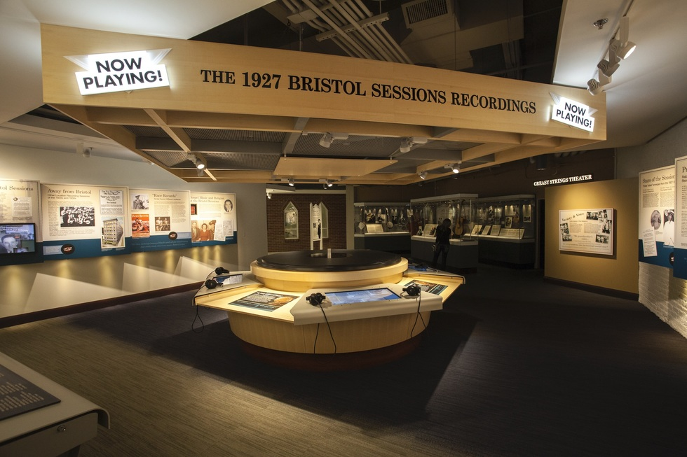 Country Music Landmarks across America: Birthplace of Country Music Museum, Bristol, Virginia