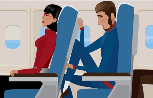 We're Asking If It's Wrong to Recline When We Should Be Furious with the Airlines | Frommer's