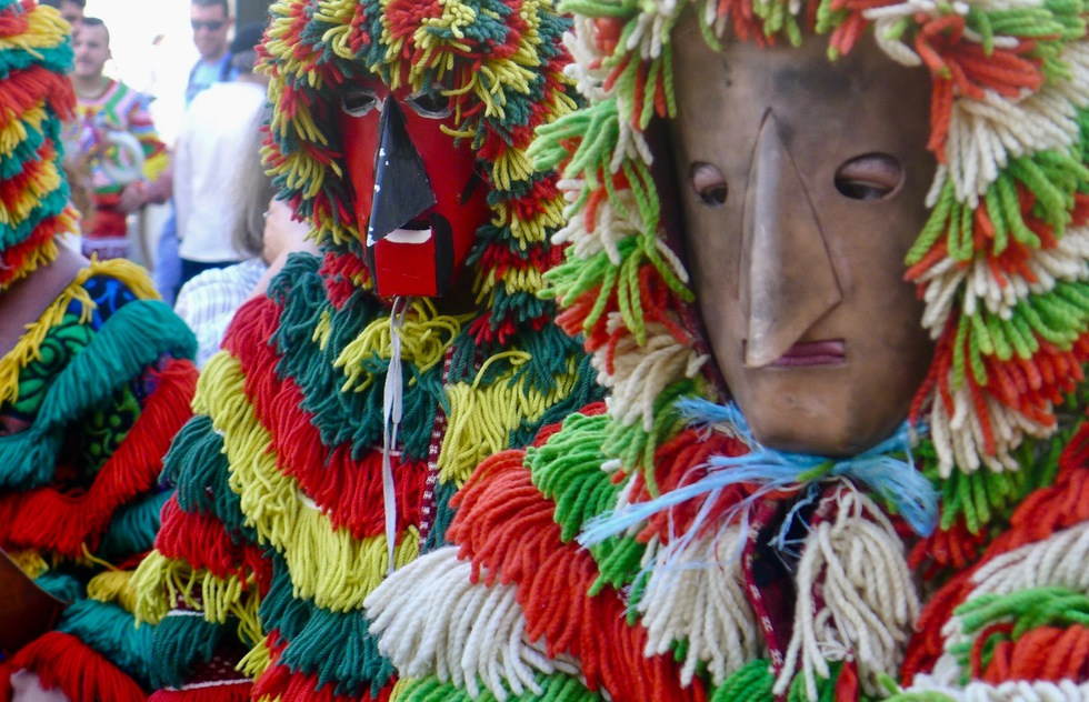 Daytrips and Side Trips near Porto Portugal: carnivals
