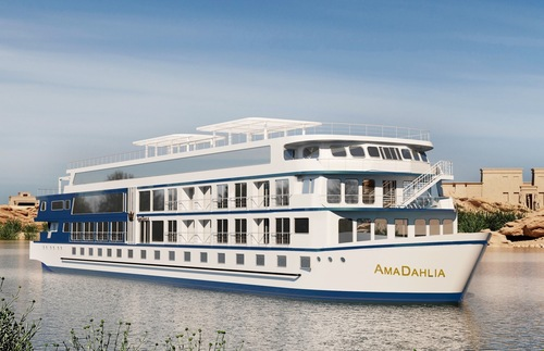 New River Cruise Ship from AmaWaterways Coming to the Nile | Frommer's