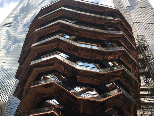 Vessel New York City