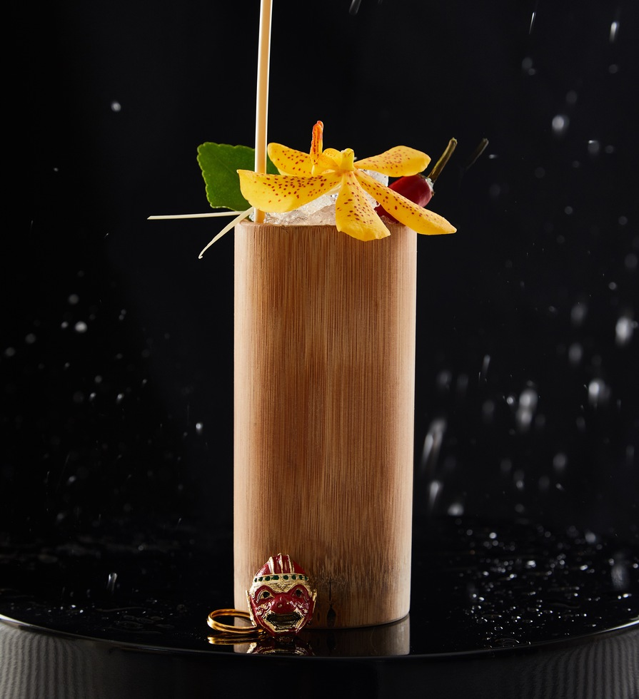Great cocktail recipes from great hotel bars: Lost in Thailand, Sindhorn Midtown Hotel Bangkok, Thailand