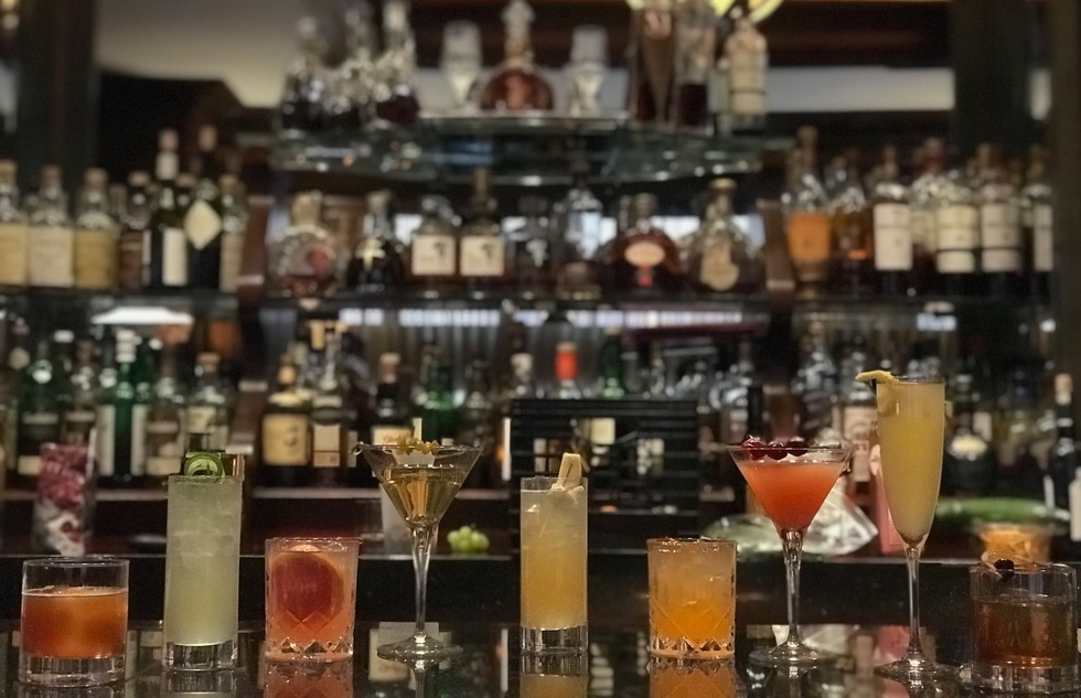 Great cocktail recipes from great hotel bars: Jetsetter, Rowes Wharf Bar, Boston Harbor Hotel