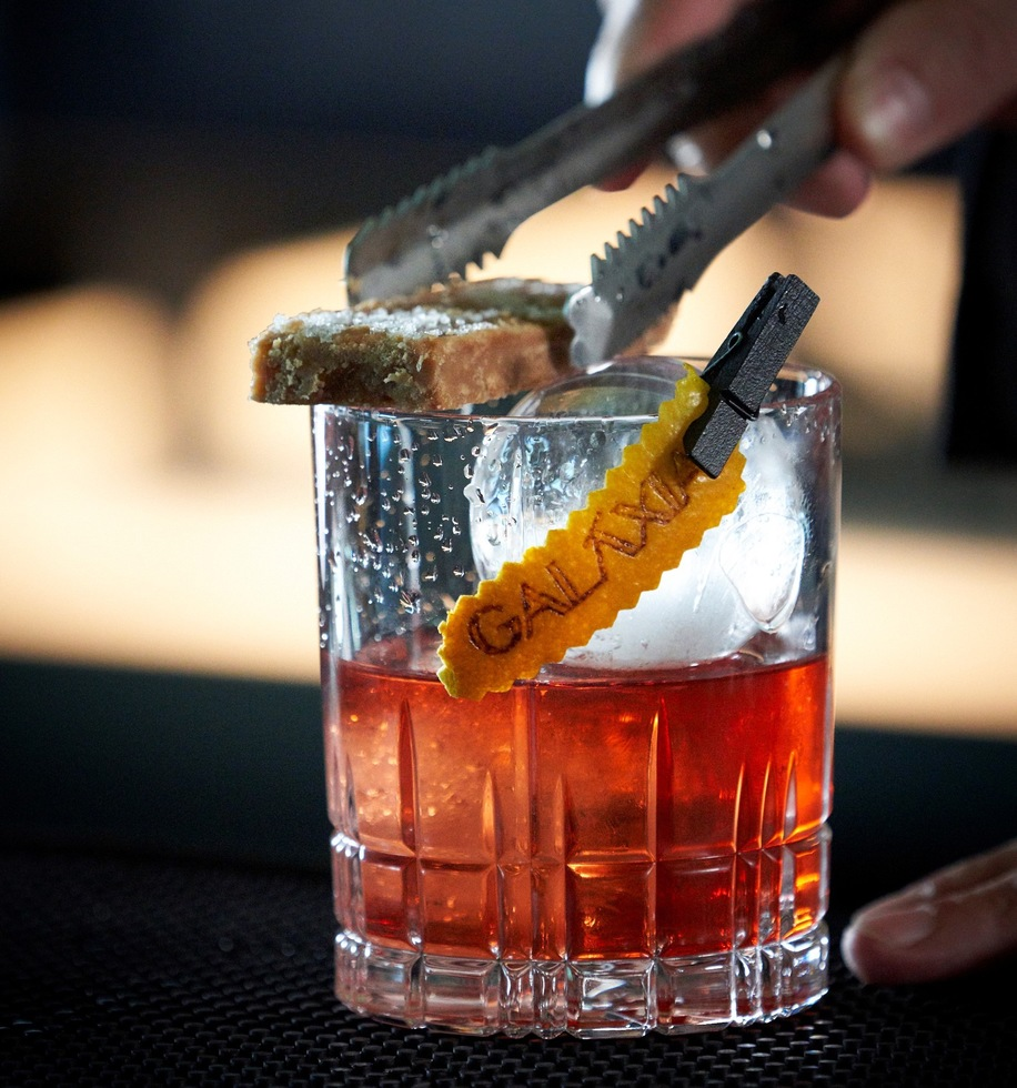 Great cocktail recipes from great hotel bars: The Space Truck, Savoy Palace, Madeira, Spain