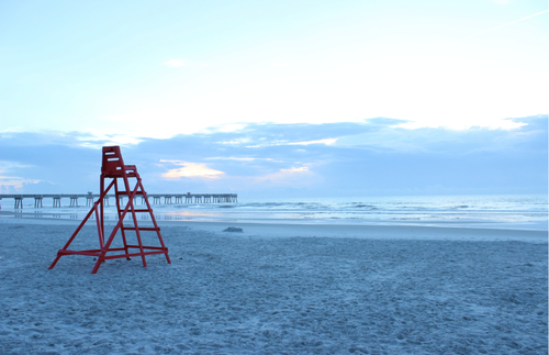 Too Soon? Jacksonville, Florida, Already Reopening Beaches | Frommer's
