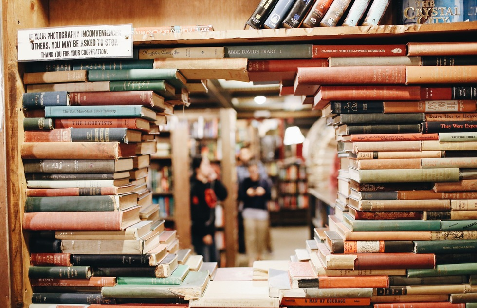 25 Independant Bookstores We Love and Want to Support | The Last Bookstore, Los Angeles, CA