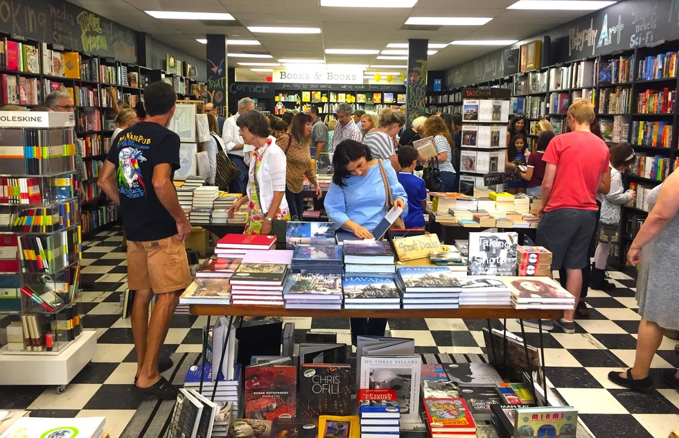 25 Independant Bookstores We Love and Want to Support | Books and Books, Miami, Florida
