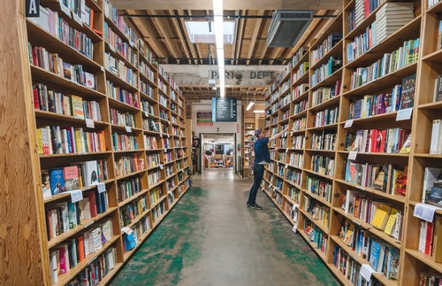 Classic Bookstores and Covid-19