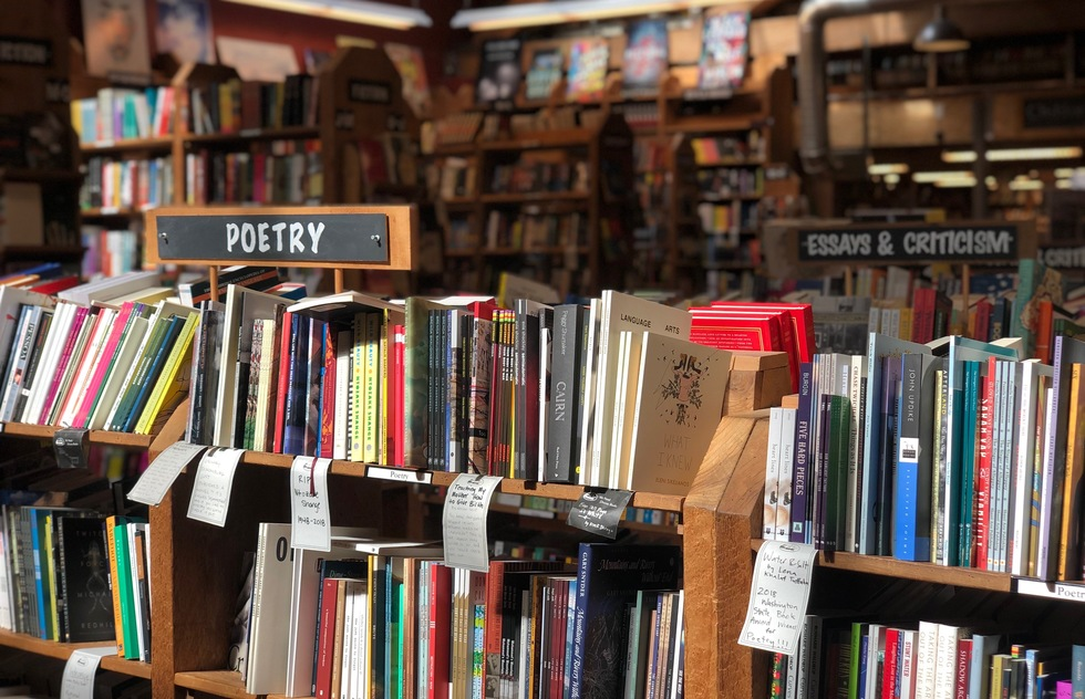 25 Independent Bookstores We Love and Want to Support | Elliott Bay Book Company, Seattle, WA