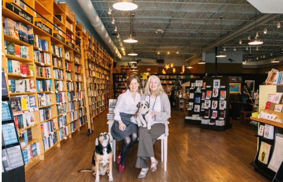 25 Bookstores We Love and Want to Support | Parnassus Books, Nashville, TN