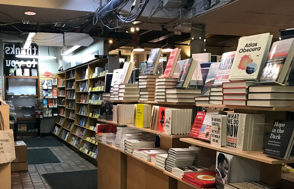 25 Bookstores We Love and Want to Support | Trident Booksellers & Cafe, Boston, MA